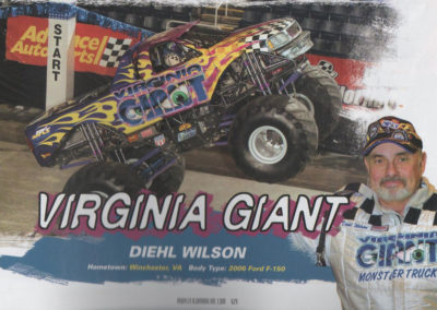 virginia giant monster truck monster jam photo