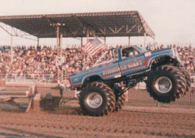 The original virginia giant monster truck