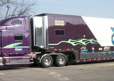 virginia giant semi hauler