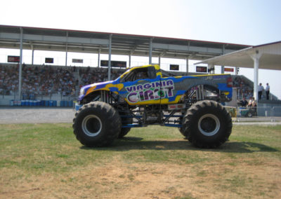 virginia giant monster truck in carlyle