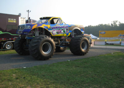 virginia giant monster truck in carlyle in 2010