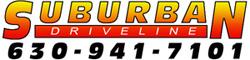 suburban driveline logo
