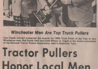 northern virginia daily article 1981