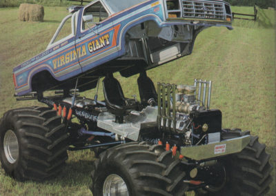picture of virginia giant from four wheeler magazine